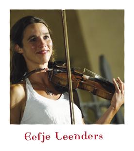 Eefje Leenders - violinista